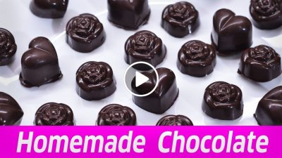 Homemade Chocolate Recipe | मार्केट जैसा चॉकलेट घर पे बनाये बहुत सस्ते में | Valentine Day Special